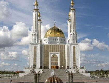 "Mosque ""Nur Gasyr"""