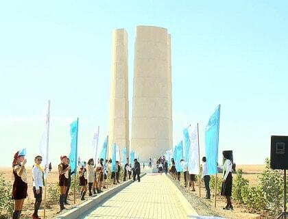 "Memorial complex ""Khan Molasy"""
